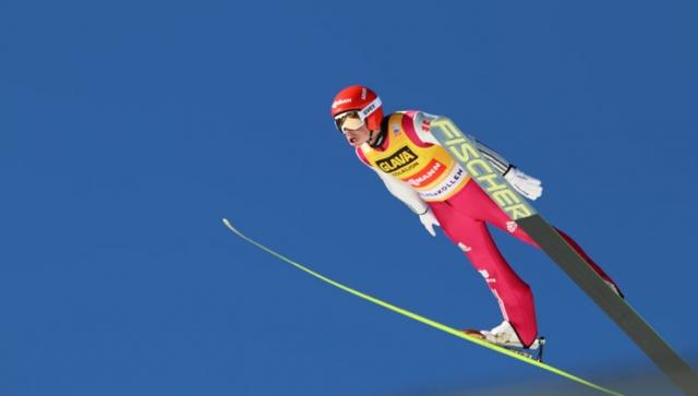 Eric Frenzel: Sport steht nicht ganz oben