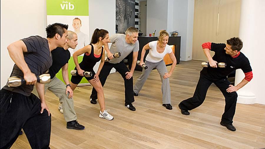 Good Vibrations: Die Body Vib Vibrationshantel