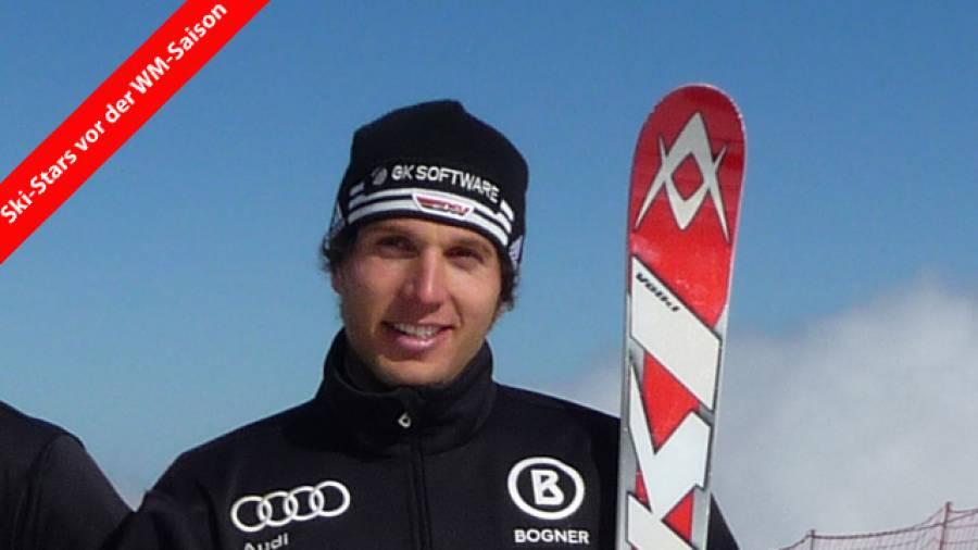 Die Angst fährt mit - Interview mit DSV-Fahrer Dominik Stehle