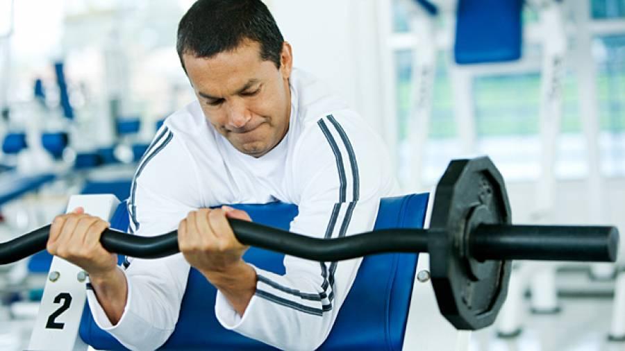 Mittel gegen Schmerz - Ingwer reduziert Muskelschmerzen..