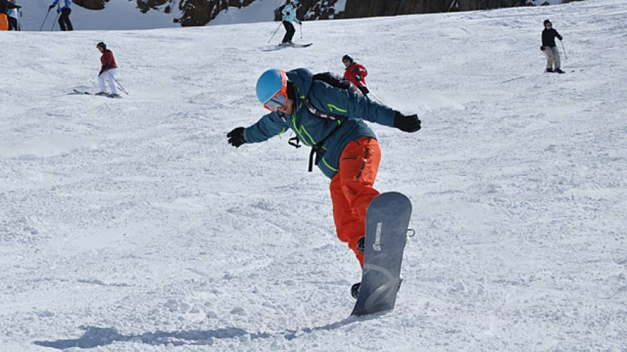 Freestyler – erste Tricks auf dem Snowboard