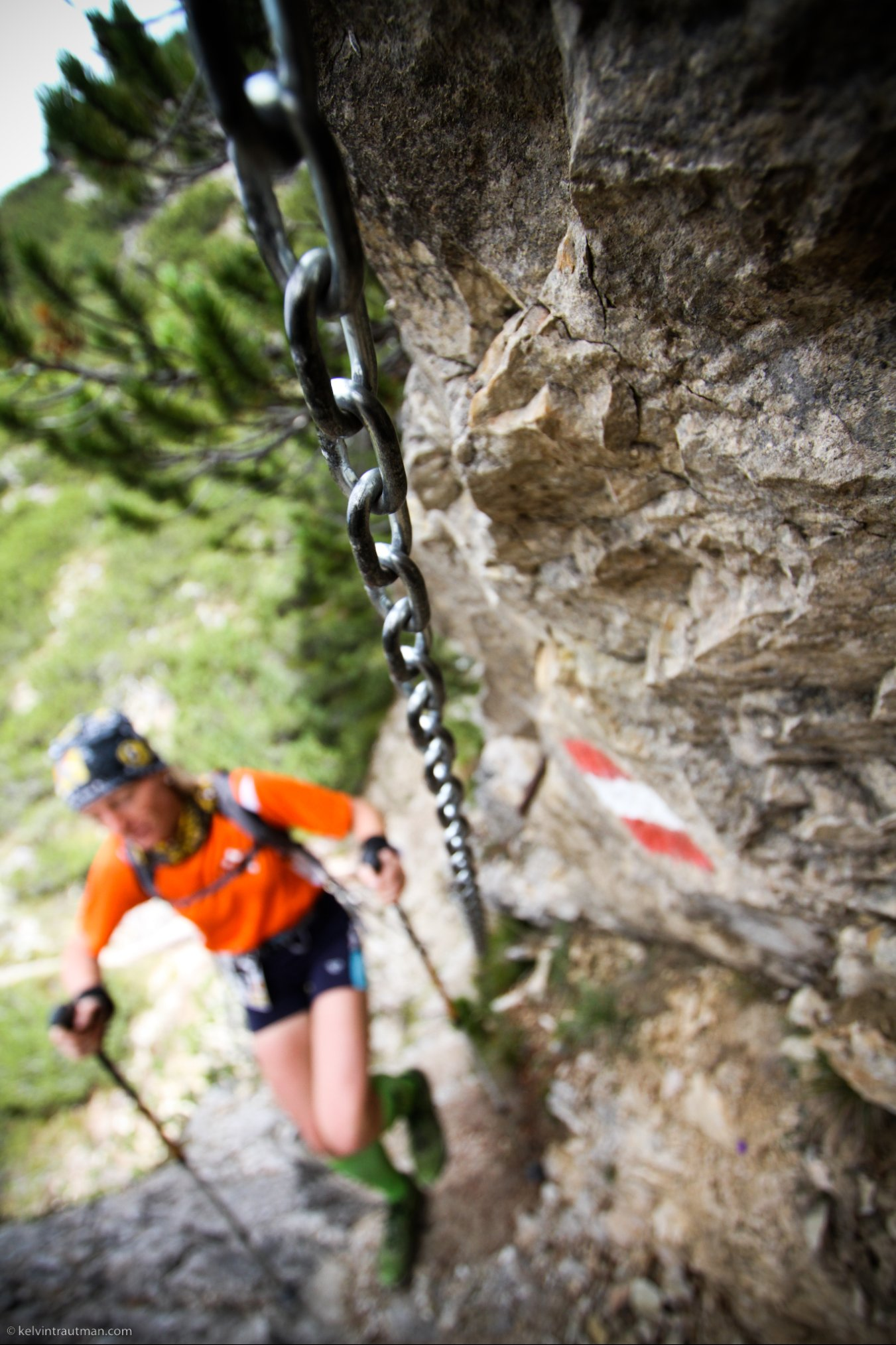 Gore Tex Transalpine Run Etappe 8: Niederdorf im Pustertal – Sexten