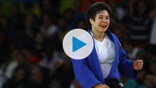 So lief der Erfolgstag - Laura Vargas Koch zu ihrer Bronzemedaille