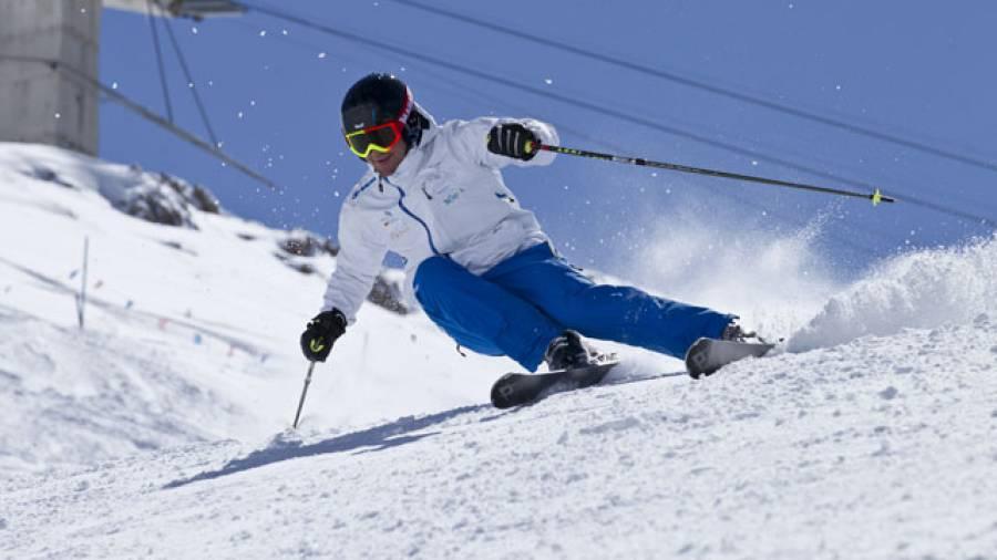 In jedem Skifahrer steckt ein Rocker