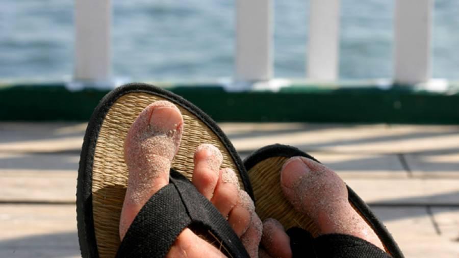 Der Sommer macht Füße – Die Sandalen-Mode 2009