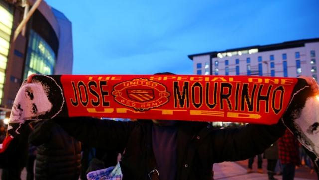 Mourinho bei Manchester United vorgestellt
