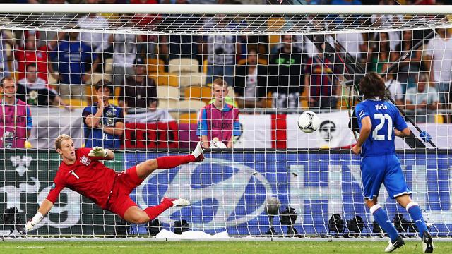 Deutschland ist Favorit - Ruud Gullit zum Halbfinale