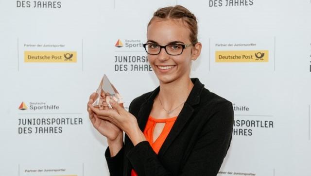 Lea-Jasmin Riecke im Interview