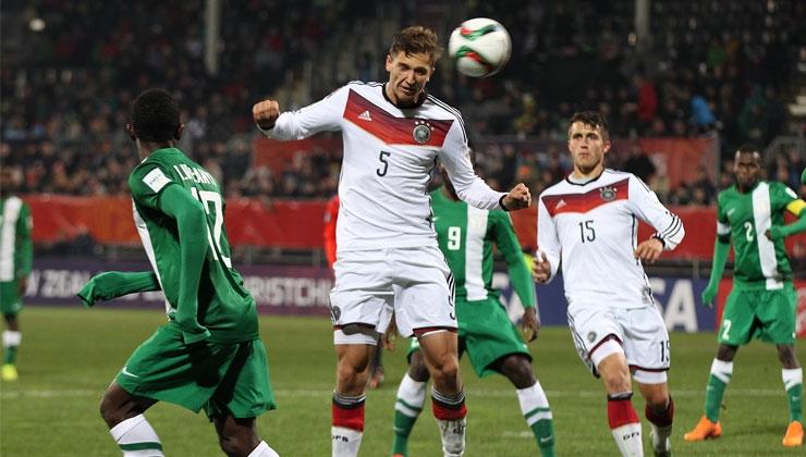 U 20-WM: DFB-Junioren erreichen Viertelfinale
