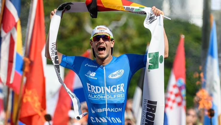 So ernährt sich Triathlon-Champion Patrick Lange