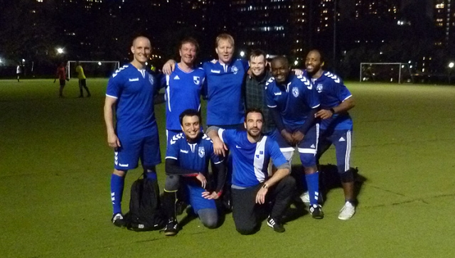 Fußball vereint Nationen - Die UN-Liga in New York City