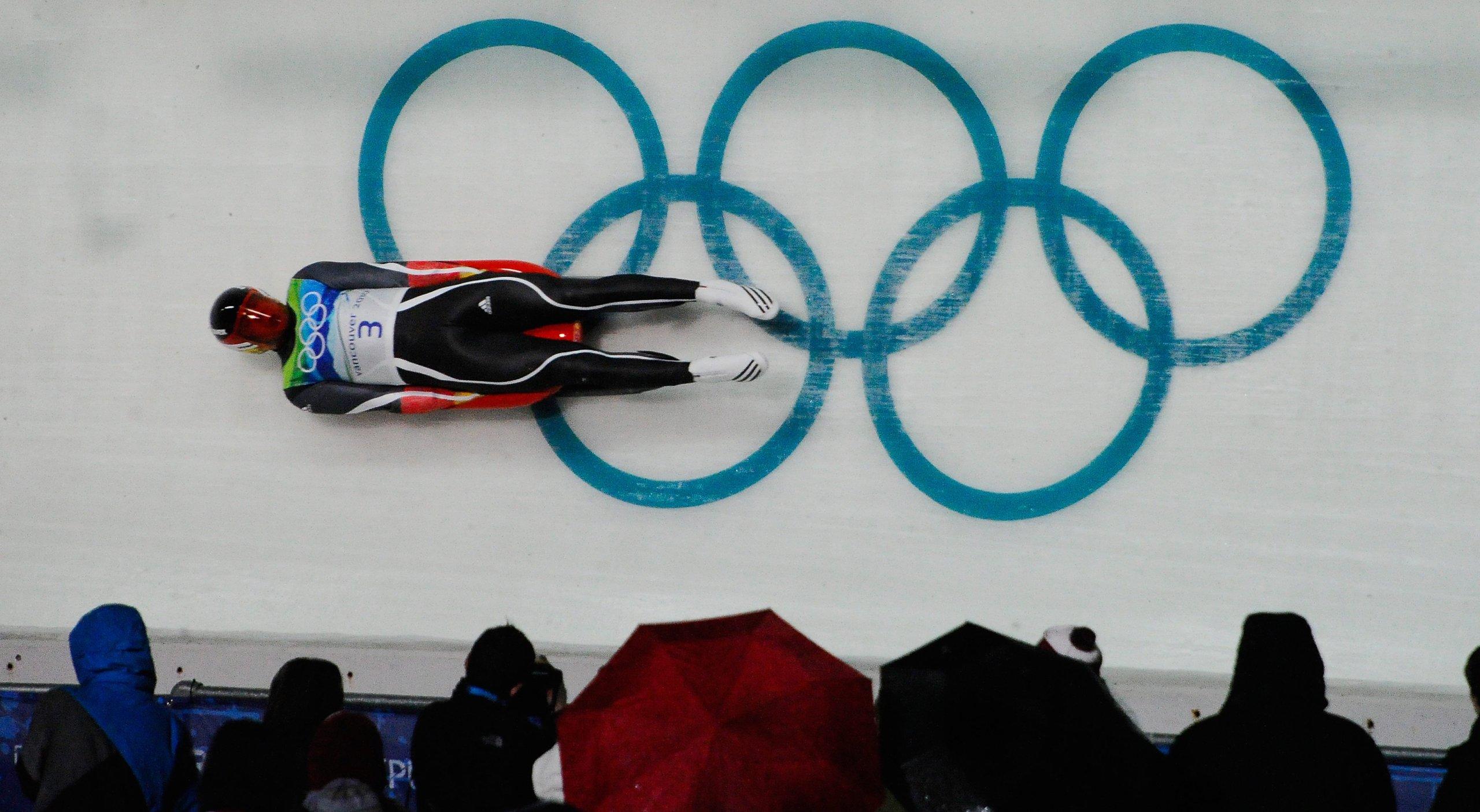Doppelsieg im Rodeln - Gold und Silber für Deutschland