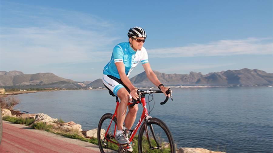 Triathlon: Gleichgewichtstraining sorgt für bessere Fahrtechnik