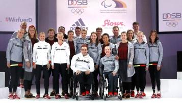 Olympia-Einkleidung: So geht's zu den Olympischen Spielen nach Rio
