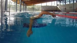 Triathlon: Sprint-Intervalle für Schwimmer