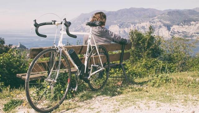 Fürs Fahrrad: Ein Motor zum Anstecken