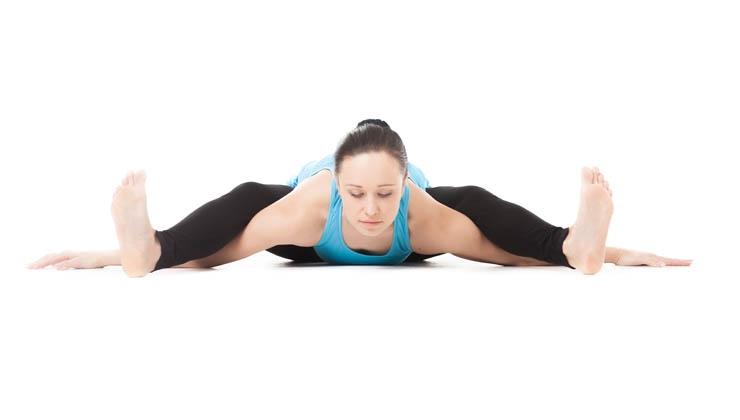 Übung der Woche: So geht die Schildkröte (Yoga)