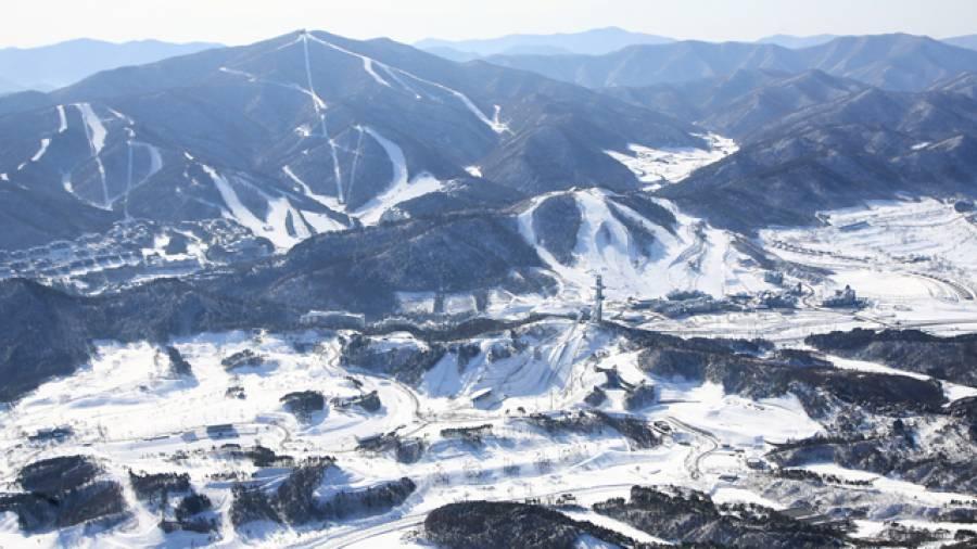 Olympia Stadt 2018 Was Bringt Pyeongchang Netzathleten De
