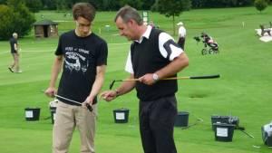 Sportarten im Test: Golf bei der GolfRange Augsburg