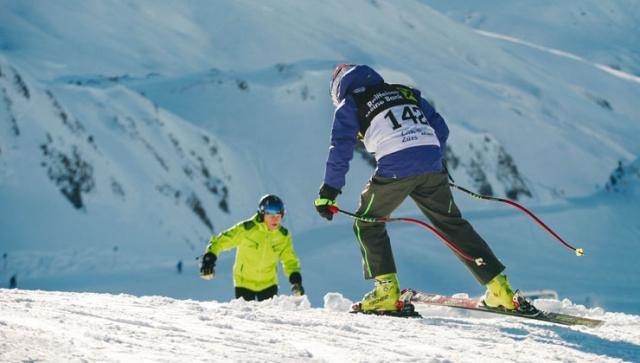 Der Weiße Ring – Die Skirennrunde in Lech Zürs