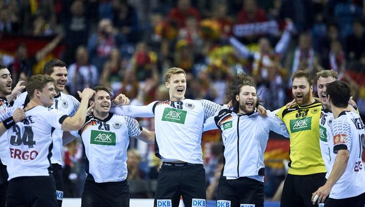Torhüterduell entscheidet - Christian Schwarzer zum Finale