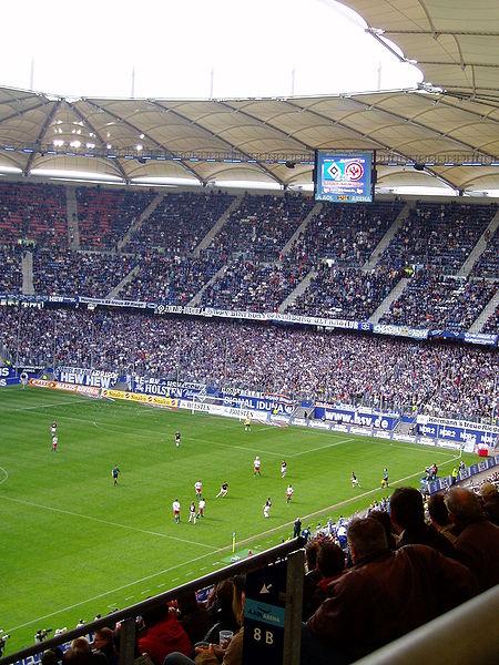 Schwimm-WM 2013 in Deutschland? – Schwimmen im HSV Stadion