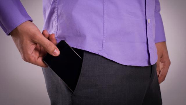 Kein Anschluss mehr - Handys schaden den Spermien
