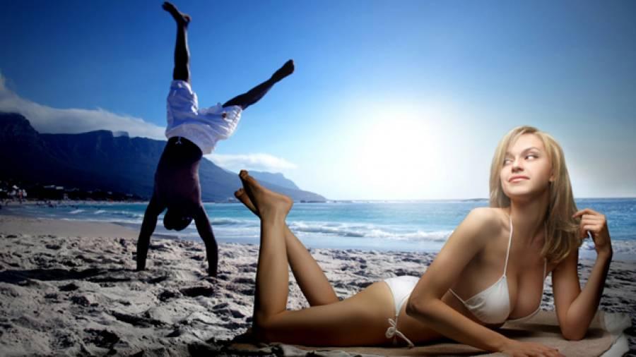 Strandfigur: Was ist besser, Ausdauer- oder Krafttraining