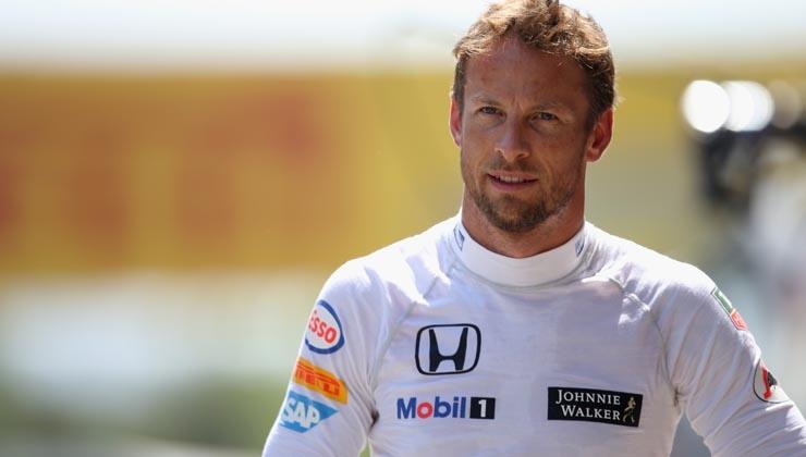 Formel 1: Jenson Button wohl vor Karriereende