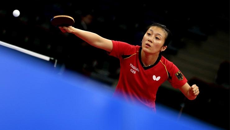 Tischtennis: Damen sind Europameister