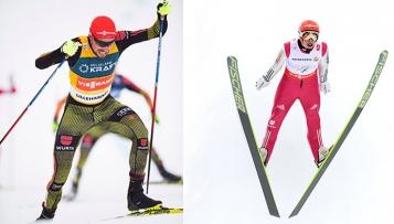(Kraft-) Training in der nordischen Kombination