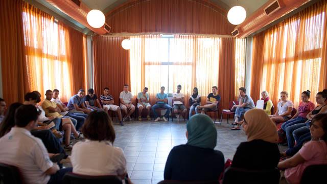 Laureus-Austausch: KICKFORMORE-Jugendliche besuchen Israel