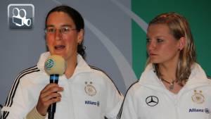 Birgit Prinz über die Entwicklung des Frauenfußballs