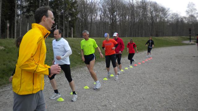 Laufseminar 2.0 für Einsteiger und ambitionierte Läufer