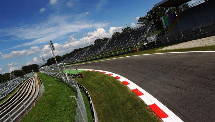 Formel-1: Aus für Monza 2016?