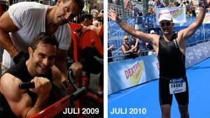 Es geht doch! – Vom Kraftsportler zum Triathleten