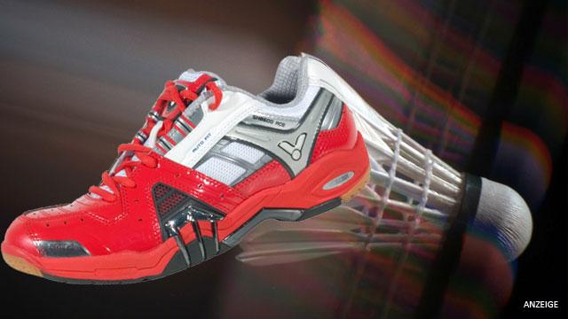 Ein Schuh für Jederfuß – der Victor V-SH8600 ACE