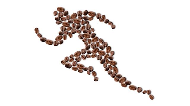 Koffein beflügelt beim Frühsport