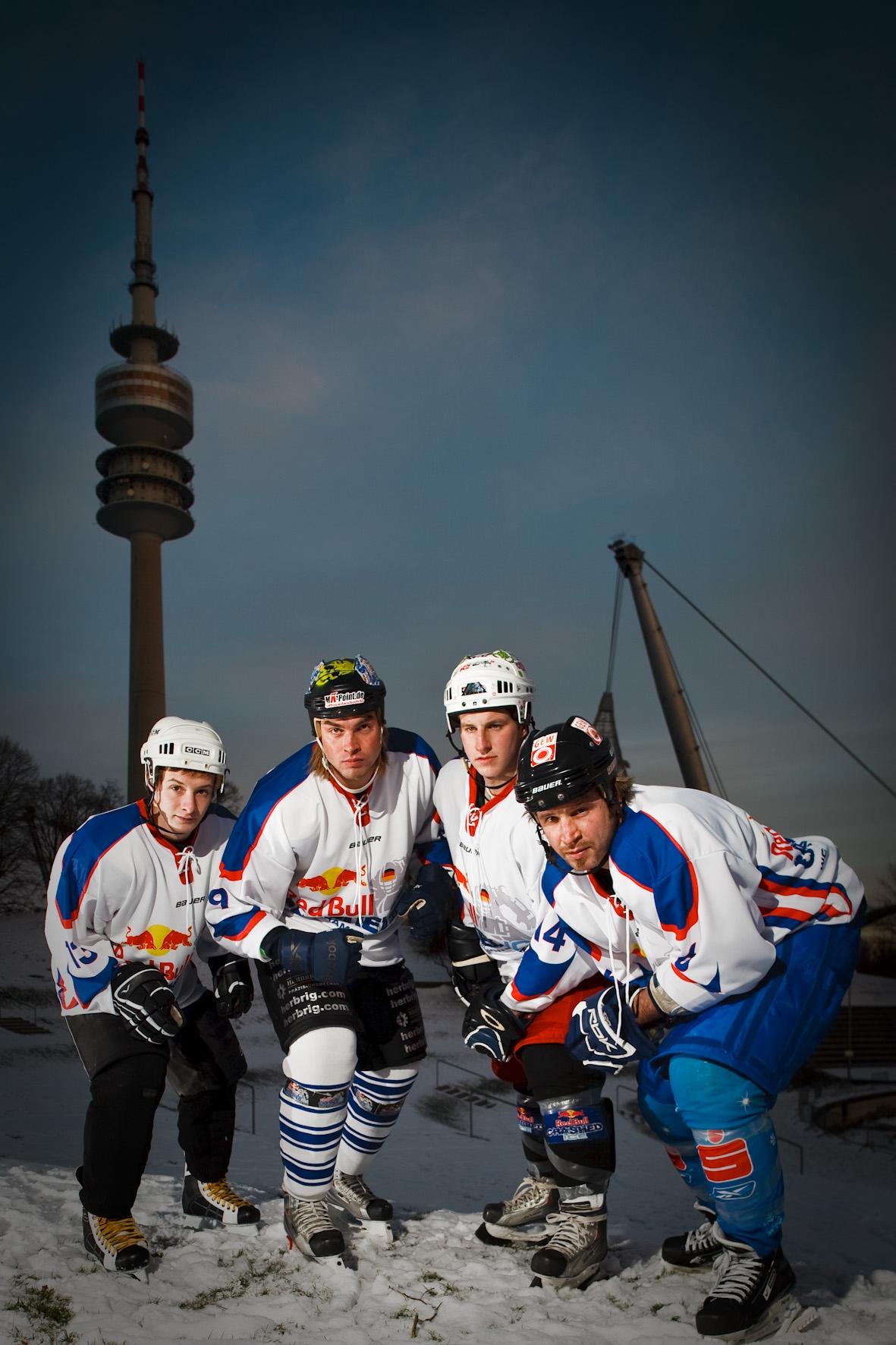Abgefahren - der Red Bull Crashed Ice Qualifier in München