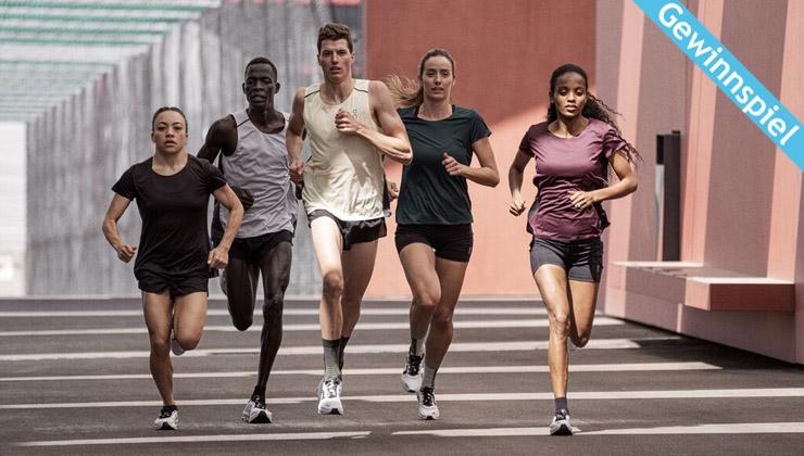 Marathon-Performance-Paket von On zu gewinnen