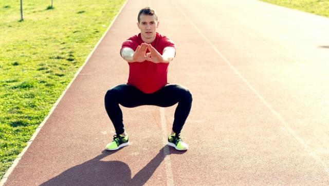 Wie wirken Squats auf die Schnelligkeit bei Sportlern?