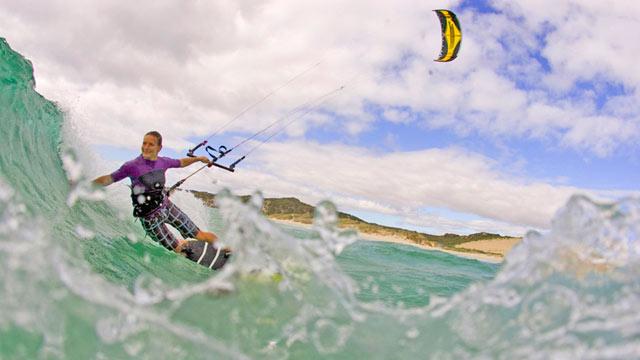 Kurzinterview mit Kitesurf-Weltmeisterin Kristin Boese