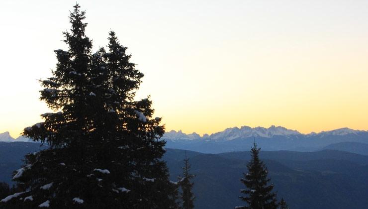Wandertipp: Der Meraner Höhenweg
