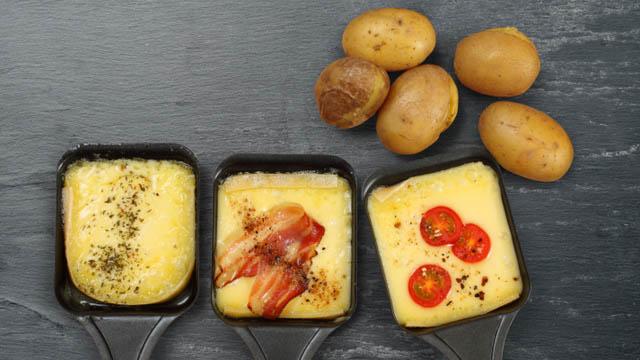 Silvesterklassiker – Kalorienfalle Fondue und Raclette