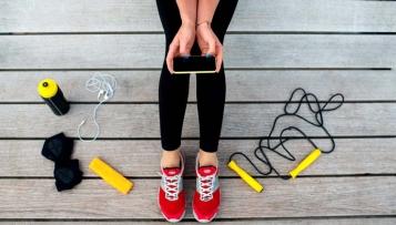 Ganz schön sportlich: Fitness-Instagram-Accounts