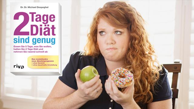 2 Tage Diät sind genug – Abnehmen ohne große Umstellung