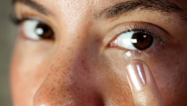 Kontaktlinsen beim Sport – Wer gut sieht, gewinnt
