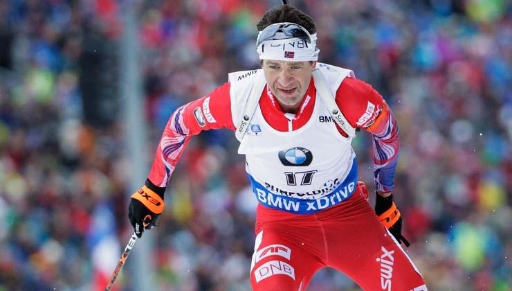 Biathlon: Björndalen setzt seine Karriere fort