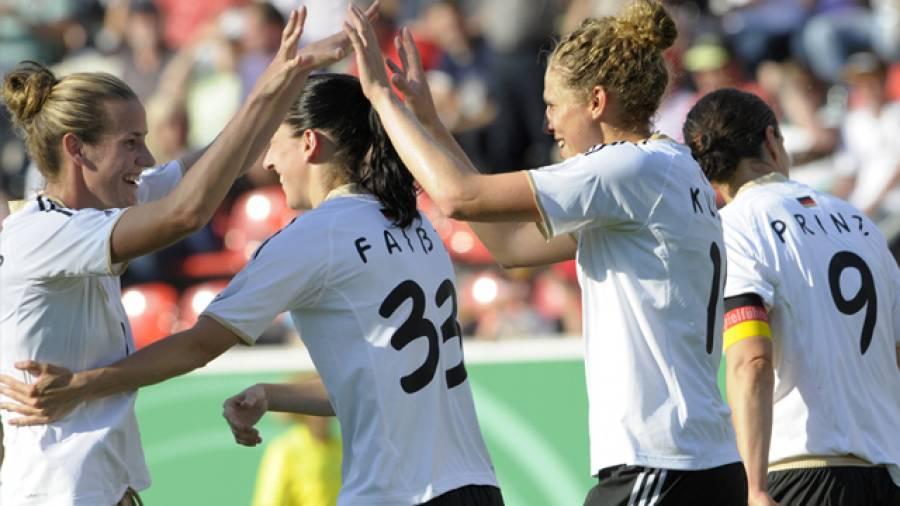 Eine für Alle - Alle für Eine – Erfolgsrezept unserer Frauen bei der Fußball-WM 2011