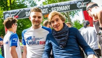 Wings for Life World Run zeitgleich auf sechs Kontinenten